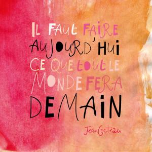 citation jean cocteau littérature