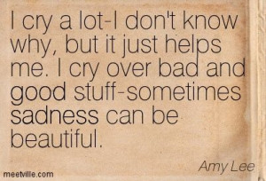 Amy Lee Quote