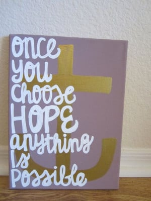 12x 9 canvas painting with a gold anchor and by PaigeMarinaDesigns, $ ...