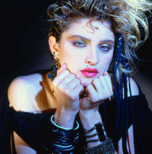 Madonna 1980s Photo Gallery (Click here for the next gallery)