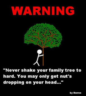 quotes words funny family family funny quotes about family trees