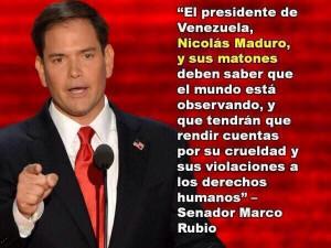 Marco Rubio Venezuela