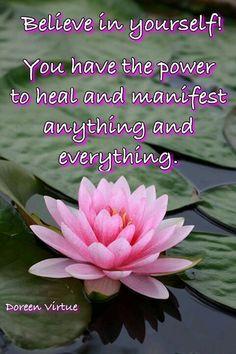 ... , inspiri idea, manifest, doreen virtue quotes, power, inspir believ