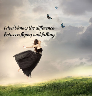 Flying and Falling: Famous Positive Quotes