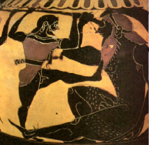 odysseus blinds the cyclops odysseus listens to the sirens