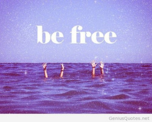 Be free this summer