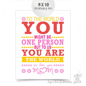 Love You Mom Quotes