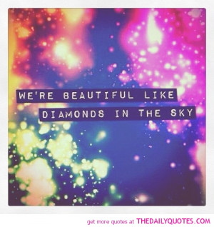 Beautiful Quote Sky Kootation