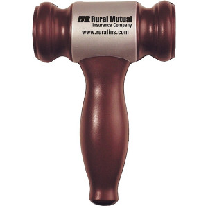 Promotional Products > Outdoor & Toys > Gavel Squeezie Stress Reliever