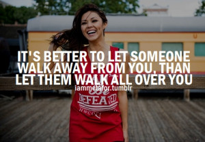 Single Girl Swag Quotes...