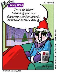 Hibernating More