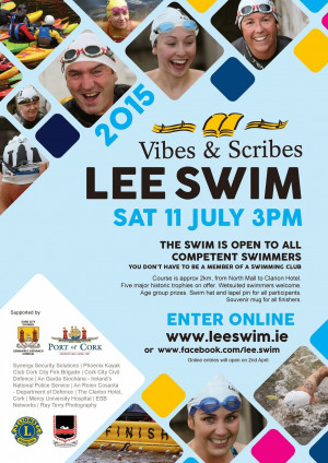 One of the World's Greatest Open Water Swimming Competitions
