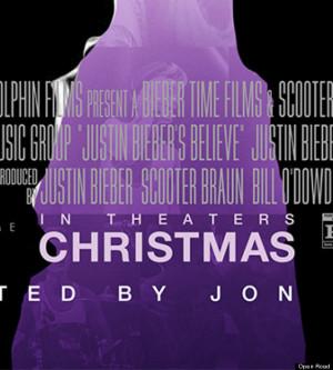 Justin Bieber's Believe' Poster Debuts [UPDATE]