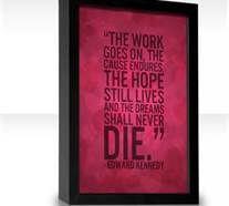 Edward Kennedy quote