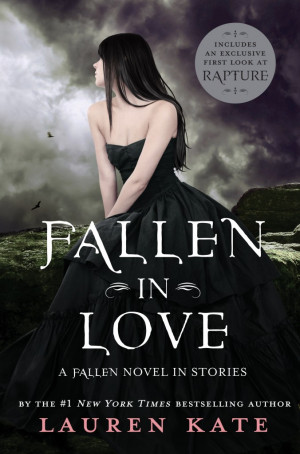 Kate's also announced the release of a new book: Fallen In Love .