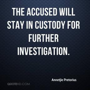 Custody Quotes