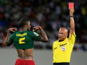 Funny Referee Pictures – Unusual Situations
