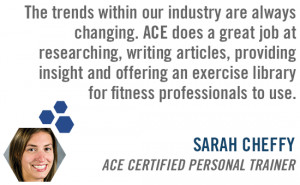 ACE Customer quotes