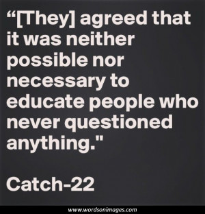Catch quotes