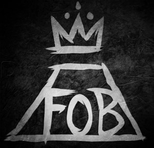 how to draw fall out boy logo