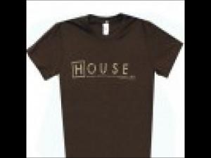 House Women's Junior ''Houseisms'' T-Shirt'