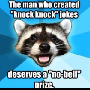 Pun raccoon strikes again!!