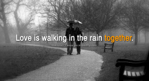 Showing Gallery For Romantic Rainy Day Wallpaper With Quotes