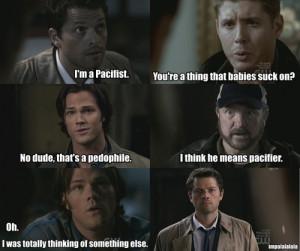 funny supernatural tumblr