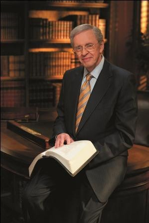 charles stanley marriage