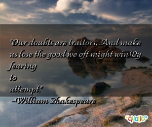 Quotes about Traitors