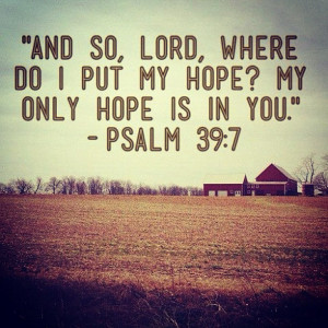 Good morning! :) ☀ #lord #hope #trust #faith #verse #bible # ...
