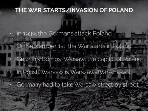 adolf hitler world war 2 invasion of poland