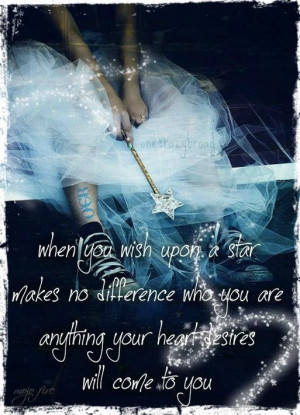 ॐ American Hippie Starry Night Quotes ~ When you wish upon a star ...