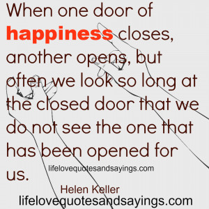 Happy Quotes And Sayings About Love