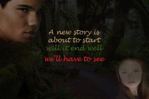 Renesmee And Jacob Older