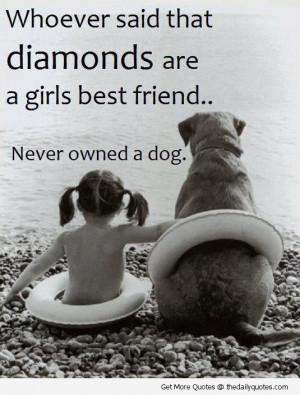 Dog Love Quotes | motivational love life quotes sayings poems poetry ...