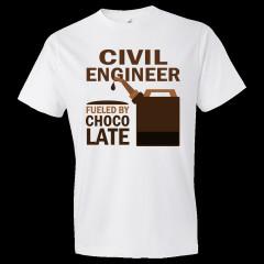 Civil Engineer (Funny) Shirt Custom T-Shirts