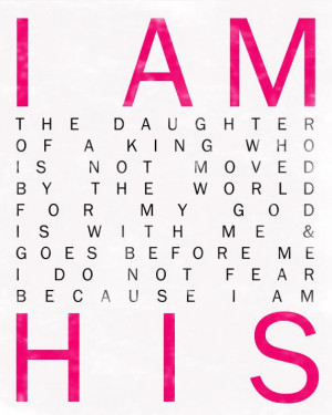 ... Nursery Walls, Christian Quotes, Baby Girls, Christian Wall Art, I Am
