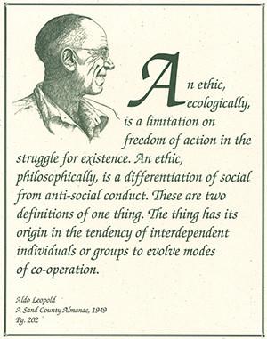 The Aldo Leopold Foundation
