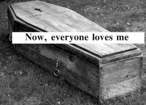 Sad deep quote