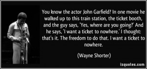 More Wayne Shorter Quotes