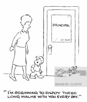 education-teaching-principal-principal_s_office-naughty_child-bad ...