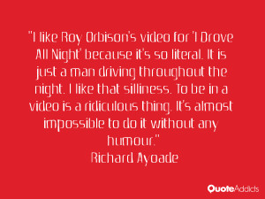 Richard Ayoade Quotes