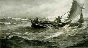 Boat Handling in Rough Seas