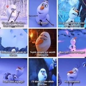 Olaf Quotes Disney Frozen
