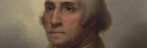 George Washington by Rembrandt Peale ca 1852 Gilder Lehrman