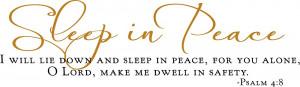 Bedroom Quotes - Religious