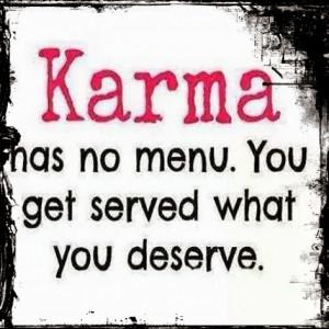 Funny Karma Revenge Quotes