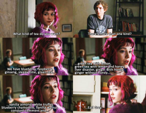 Scott Pilgrim: Best Quotes (2 Fanart)