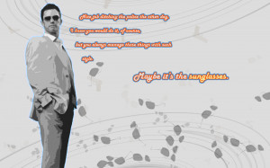 Burn Notice Michael Westen Wallpaper